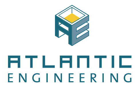 Logo atlantic engineering